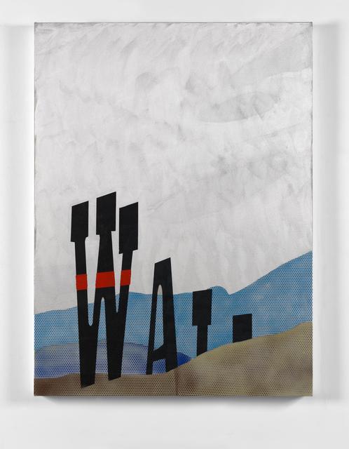 , 'Wall,' 2017, Simon Lee Gallery