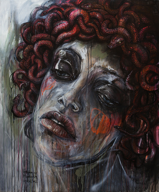 , 'As Fun As Medusa Could Be,' , Corey Helford Gallery