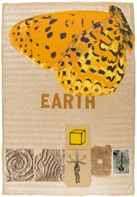 Joe Tilson, 'Alcheringa 4 - Earth', 1971, Forum Auctions