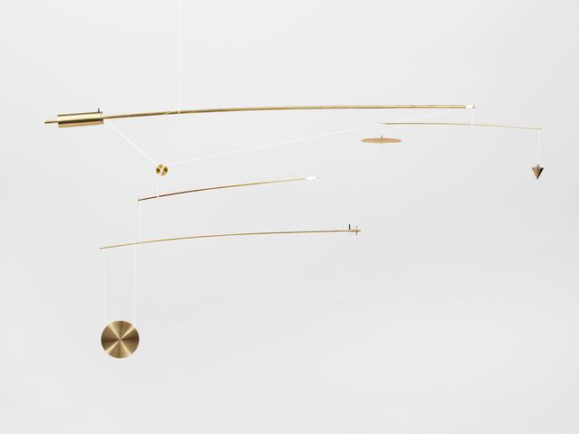 Kasper Kjeldgaard, 'Mobilé 1', 2017, Patrick Parrish Gallery