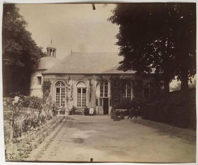 , 'Chateau de Brevannes,' 1910, SERGE PLANTUREUX
