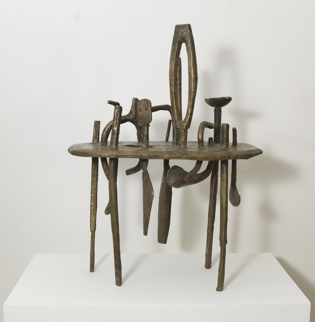 , 'Growth,' 1949, Flowers