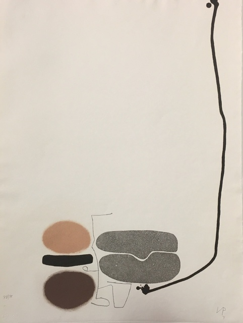 """Victor Pasmore, 'Variation No. 1 – From """"Points of Contact - Variations"""" ', 1971, Wallector"""