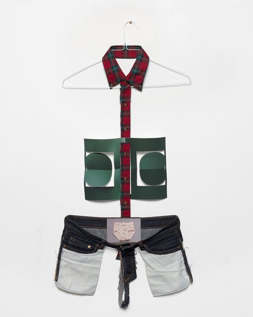 , 'Just My Size (Underwear),' 2016, Altman Siegel