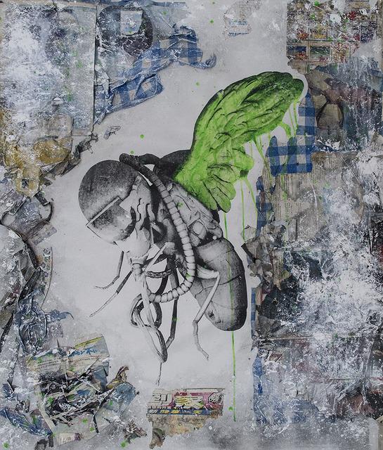 Ludo, 'Shanghai Dust 10', 2014, Lazinc