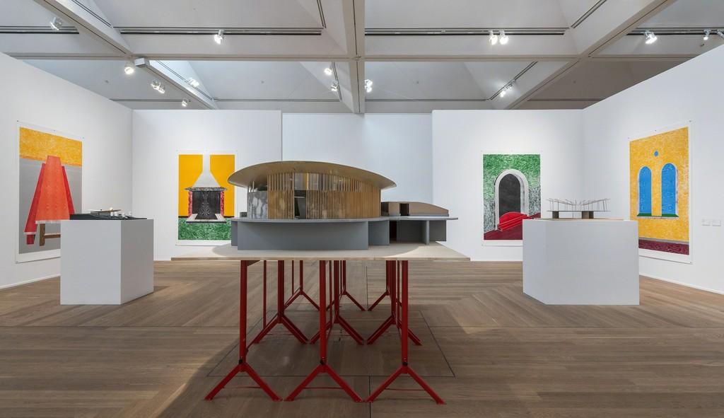 Thomas Schütte, Installation view Thomas Schütte: United Enemies at Moderna Museet Stockholm 2016-2017, 2016 Photo: Åsa Lundén/Moderna Museet © Thomas Schütte