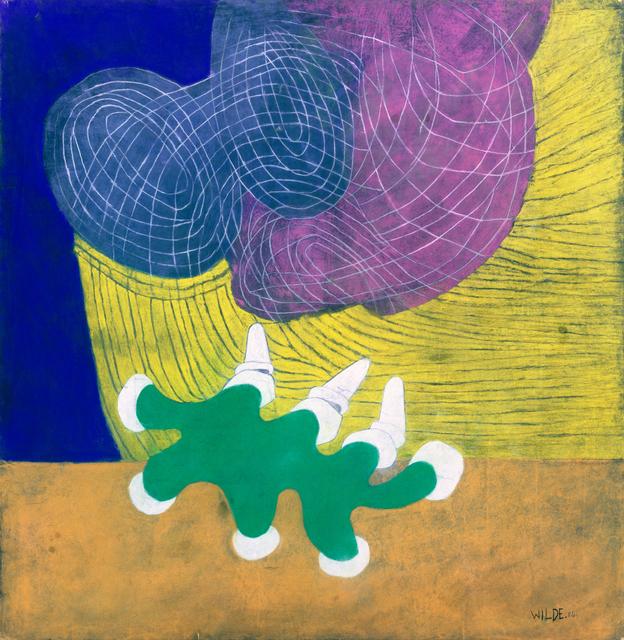 , 'Clown Fever,' 1984, October Gallery