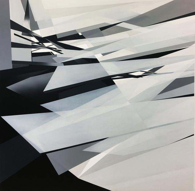 , 'Layers and Planes,' 2018, Jonathan Ferrara Gallery