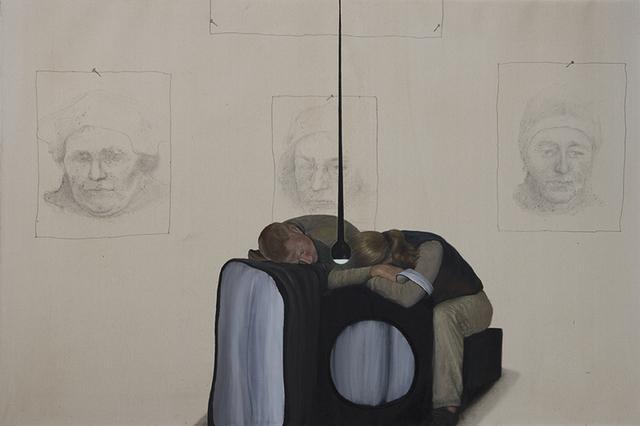 , 'Untitled (We Are Tired),' 2017, Pékin Fine Arts
