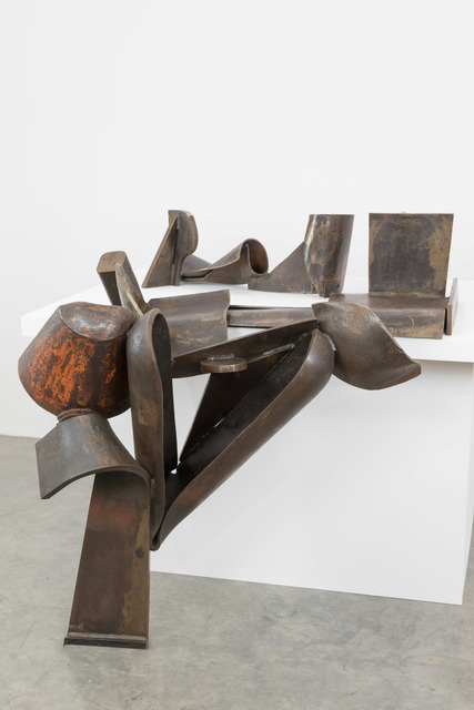 Anthony Caro, 'Table Piece 'Clear Sight'', 1989-1990, Annely Juda Fine Art