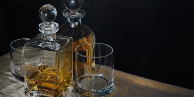 , 'Noir,' 2017, Gallery Henoch