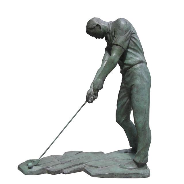 , 'Golfer II,' 2012, Glade Gallery