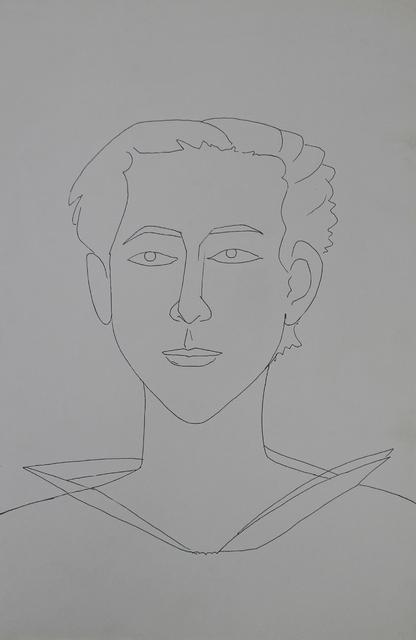 Surendran Nair, 'Untitled (Drawing 19)', 2016-2017, Aicon Gallery