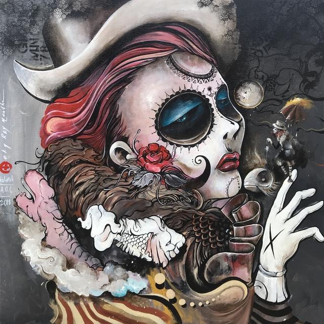 , 'No Limit (Panel 1),' 2018, Redbase Art