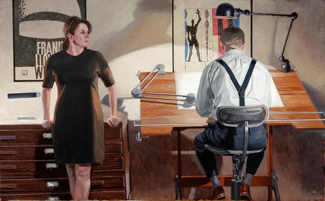 , 'Proportion,' 2015, Albemarle Gallery | Pontone Gallery
