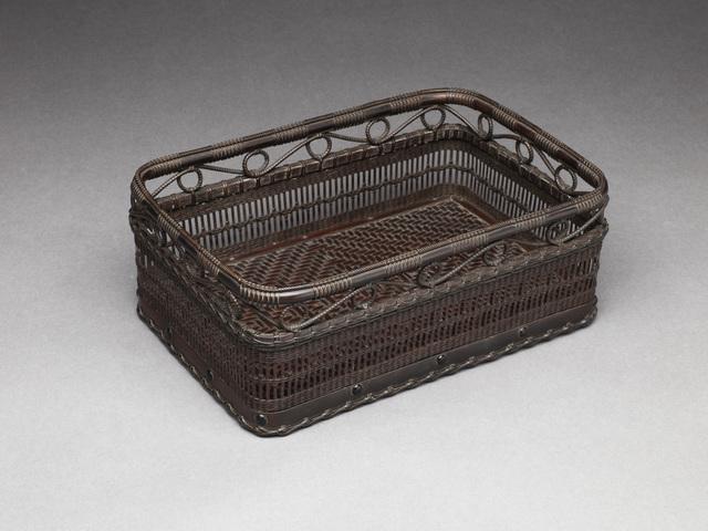 , 'Tobacco Tray,' Late 1940s-1972, TAI Modern