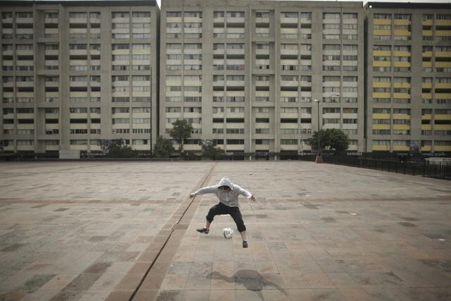 , 'T l a t e l o l c o ,  M é x i c o D F,' 2015, Jimena Carranza Photography