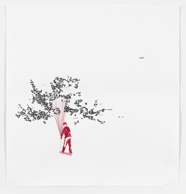 , 'Zufall (change),' 2019, Galleri Bo Bjerggaard