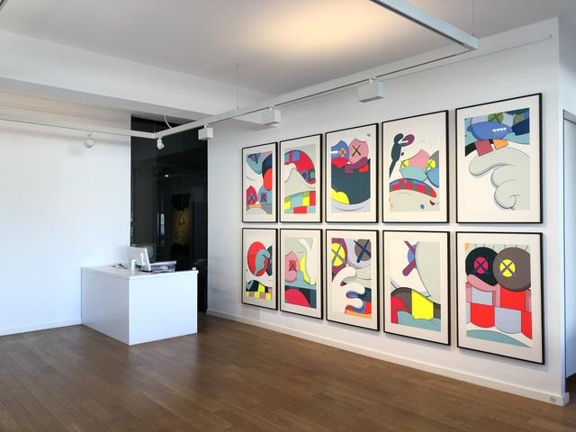 KAWS, 'Blame Game', 2014, Galerie Boisseree
