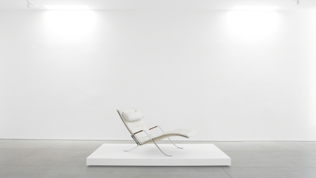 Jørgen Kastholm & Preben Fabricius 'Grasshopper' Lounge Chair