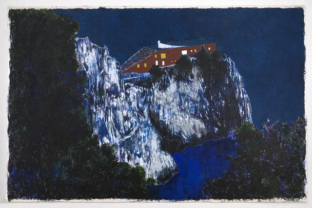 , 'Casa Malaparte (Night),' 2008, Collezione Maramotti