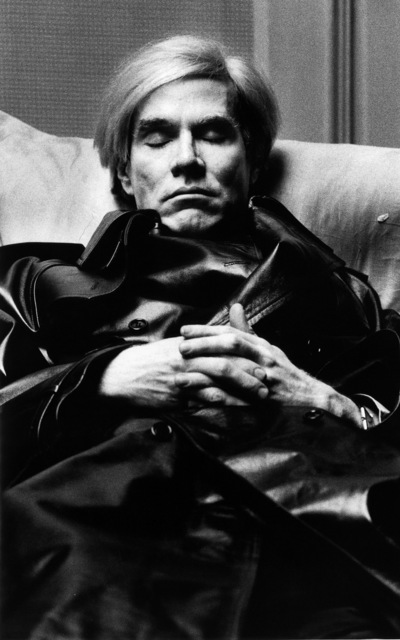 , 'Andy Warhol Resting,' 1974, ArtLife Gallery