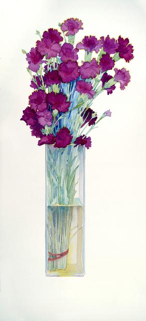 , 'Carnations,' 2018, Andra Norris Gallery
