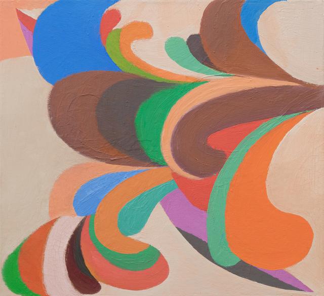 , 'The Flourish,' 2012-2015, Rosamund Felsen Gallery