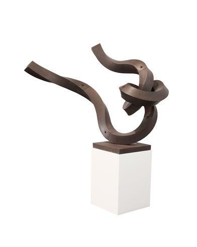Alberto Cavalieri: Fragmented Knot | Art Nouveau Gallery | Artsy