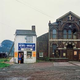 Peter Mitchell, 'Mr and Mrs Hudson, Newsagents, Seacroft, Leeds,' 1974, Phillips: Photographs (November 2016)