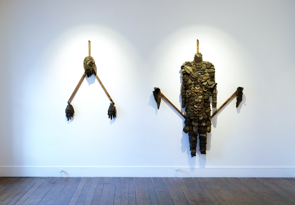 Archaeologies | CHARLE SMITH LONDON | Installation view (4)
