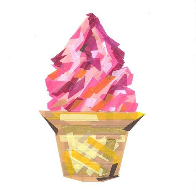 Chien-Yi Wu, 'Goods Icon - Red Beans Soft Serve', 2014, Powen Gallery
