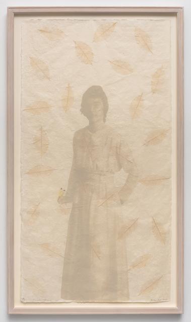 , 'Passe Blanc,' 2002, Roberts & Tilton