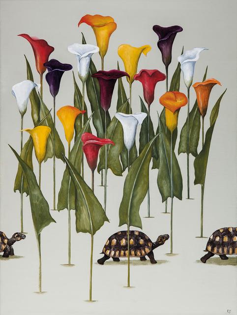 , 'A Creep of Tortoises,' 2018, Jonathan Cooper