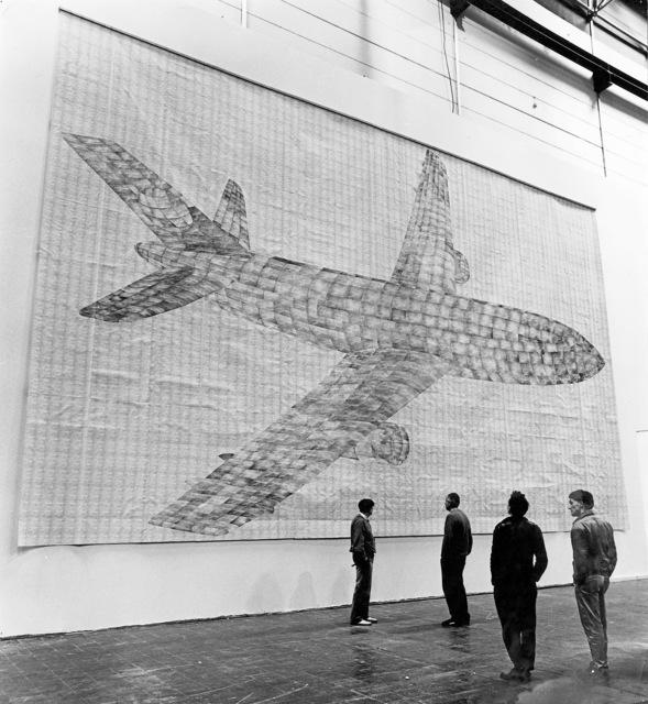 , 'Flugzeug [Airplane],' 1982-1983, New Museum