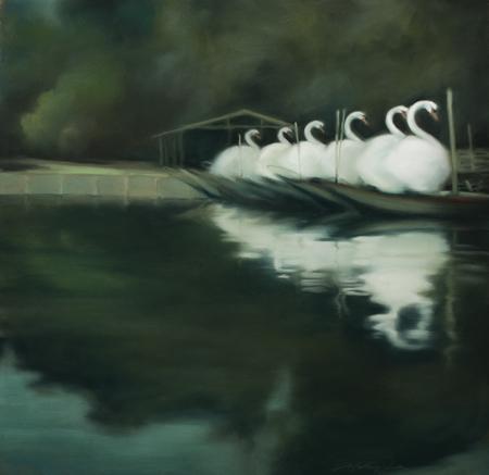 , 'Early Morning, Boston Public Garden,' , Pucker Gallery