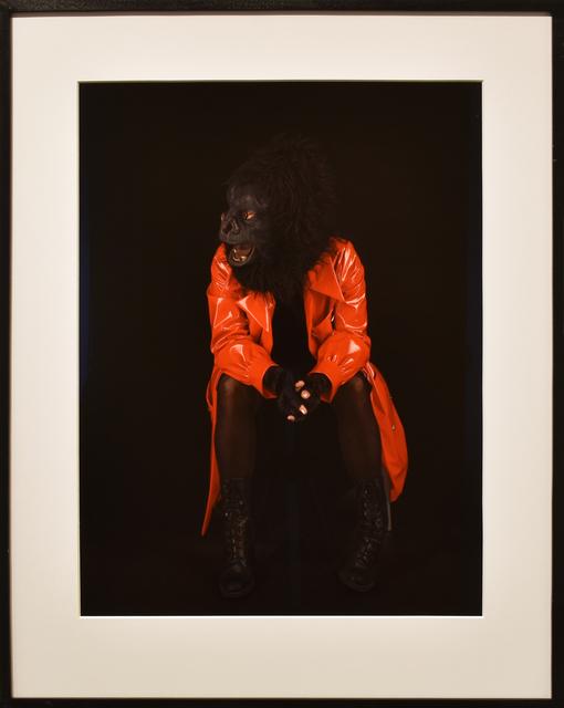 , 'Guerilla Girl,' 1976, Anglim Gilbert Gallery