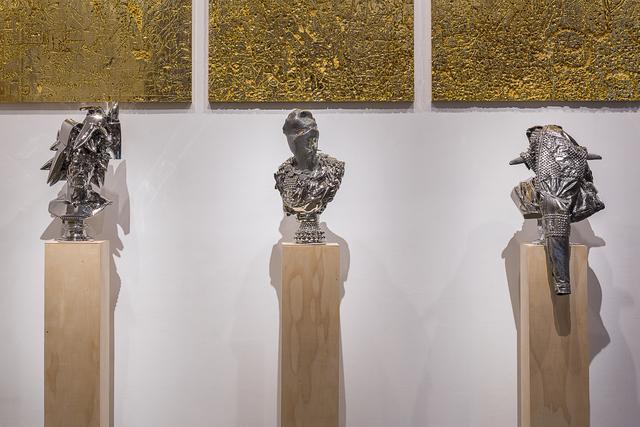 """Peter Marino, 'Installation view """"One Way: Peter Marino""""', The Bass"""