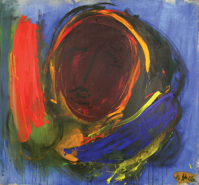 , 'Moon Face II,' 1961, Walter Wickiser Gallery