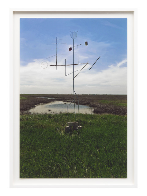 , 'Antenna, Last Mountain Bird Sanctuary,' 2013, Sommer & Kohl