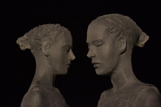, 'Untitled (Twins) DETAIL,' 2016, Weinstein Gallery - Minneapolis