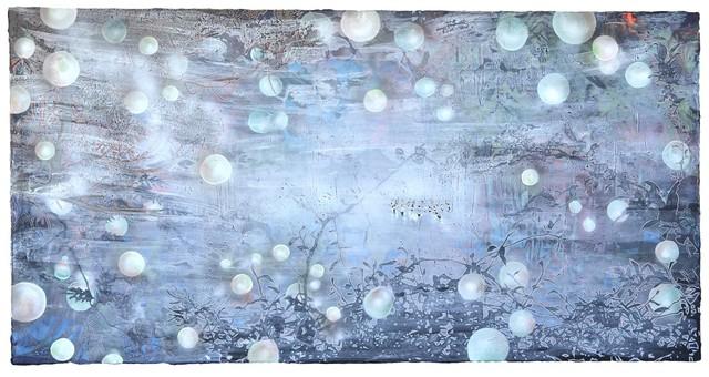 Andrea Damp, 'Apogäum II', 2018, Galerie Barbara von Stechow