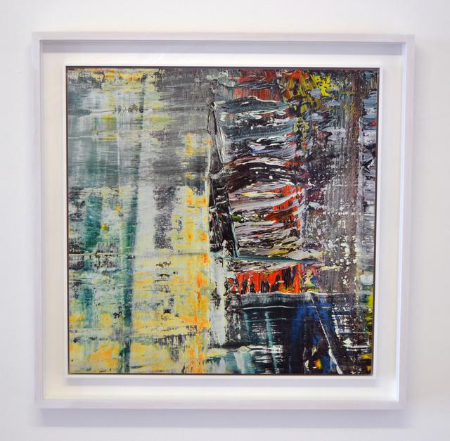 , 'Cage Grid II, Part C,' 2011, Mike Karstens Galerie