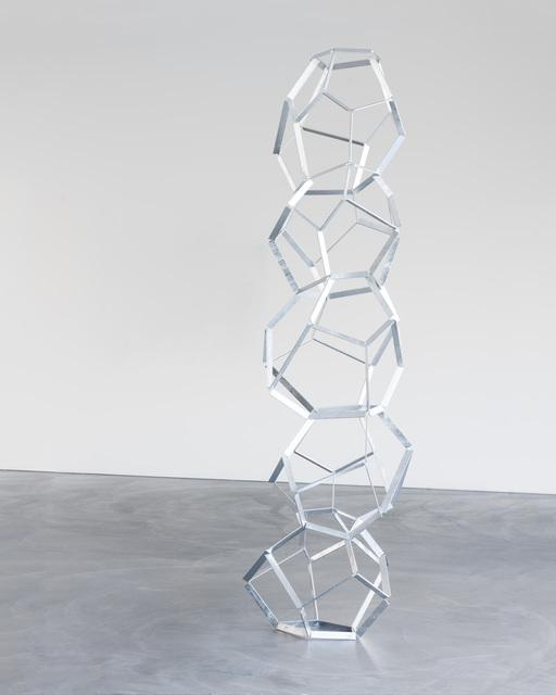 , 'Fünfstöckiger Dodekaeder,' 2017, Bartha Contemporary