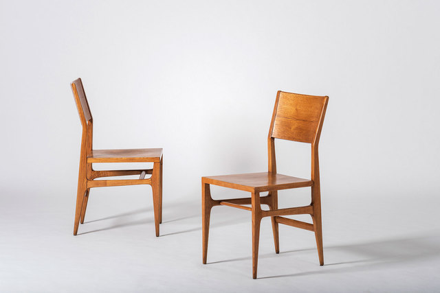, 'Rare chairs, model 602,' ca. 1954, Casati Gallery