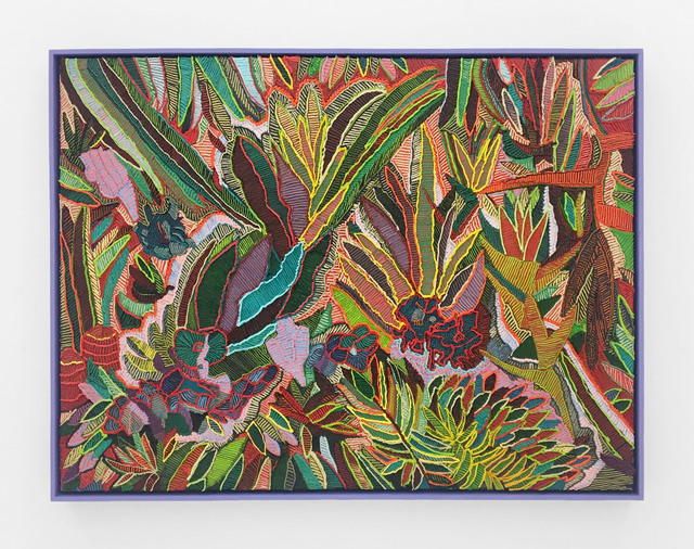, 'In the Jungle,' 2015, The Hole