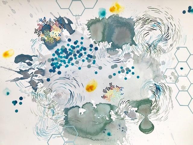 Heather Patterson, 'Drawing 1', 2019, Walker Fine Art