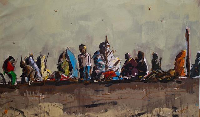 , 'Isazela kumlisela nomthinjana,' 2016, Eclectica Galleries