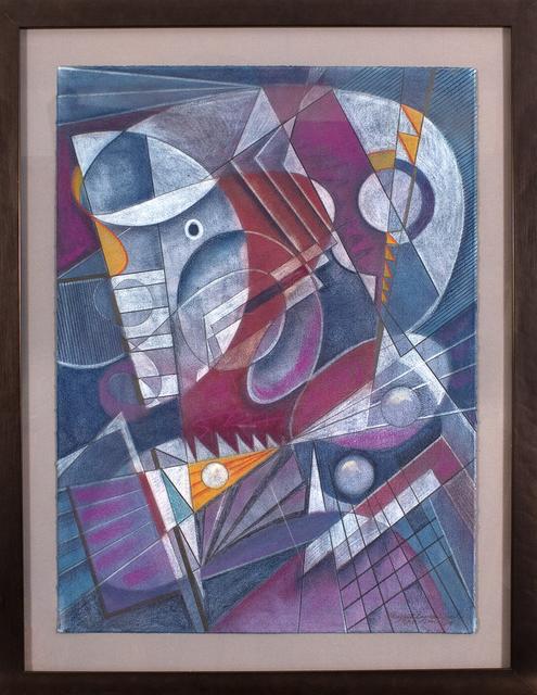 , 'Magical Moment,' 2001, Blue Rain Gallery