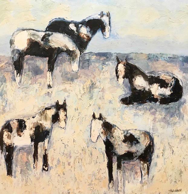 , 'Argenta Paints,' 2017, Valley Fine Art